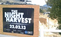 Night Harvest 2013 Edit