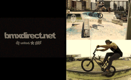 Colin Loudon - 5x5 at Beach Park - BMX Direct \ United Bike Co