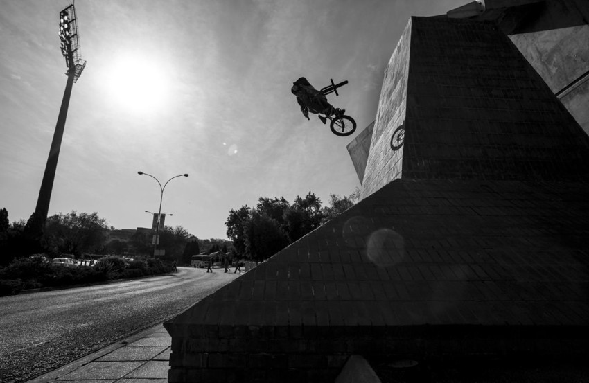 Colin Loudon - Wallride - Pretoria - Photo: Kevin Schnider