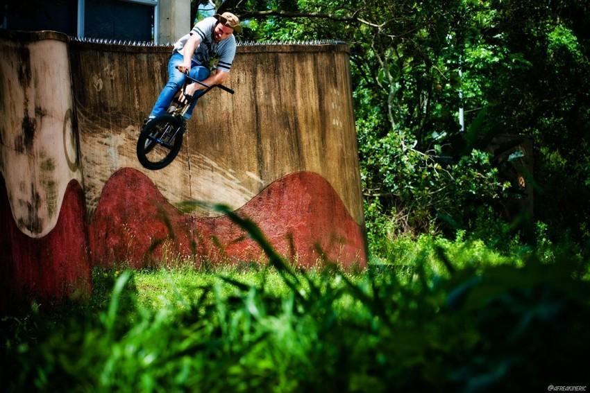 Matt Silo. Photo Eric Palmer