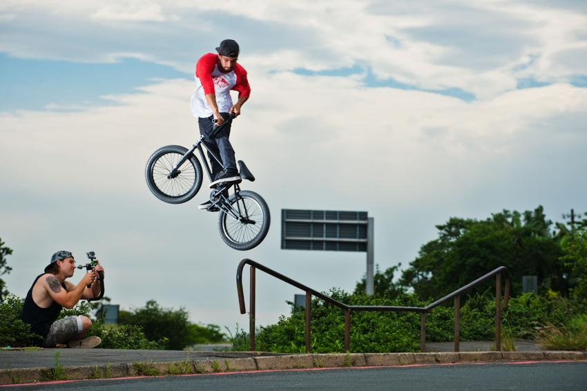 Dean Bailey  - Durban - Photo: Eric Palmer
