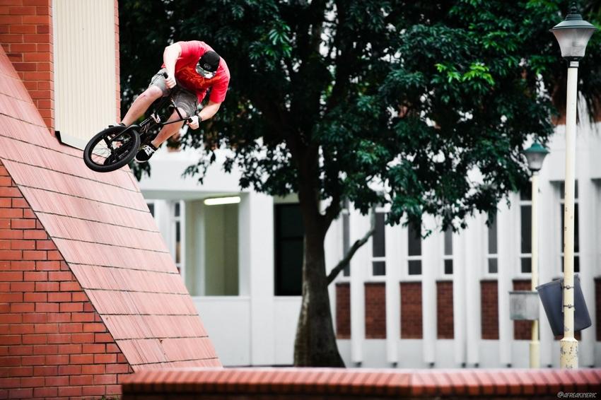 Stuart Loudon - Durban - Photo: Eric Palmer