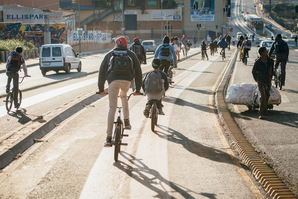 BMX Day 2015 Johannesburg - Owning the streets of Johannesburg
