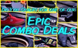Epic Combo Deals!