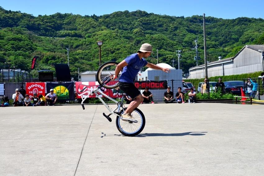 Nagasaki Hoodscrew Flatland Jam