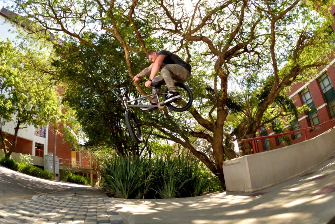 Stuart Loudon - Primo BMX Direct