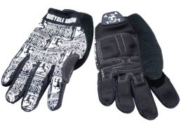 Bicycle Union Map Glove