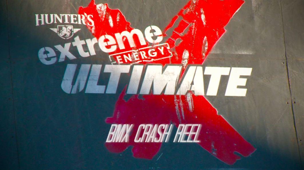 Ultimate X 2013 BMX Crash Reel