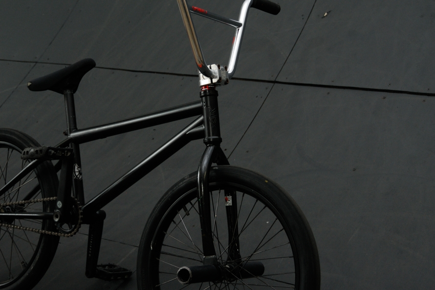 Schogn Lee Bike Check - May 2013 - S&M Intrikat