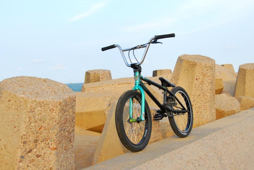 Malcolm Peters Bike Check