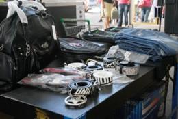 Unit Sample Sale @ BD HQ
