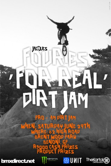 For Real Dirt Jam