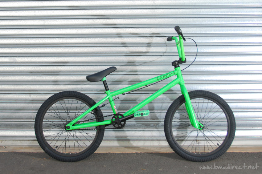 SE Everyday – Green @ BMX Direct