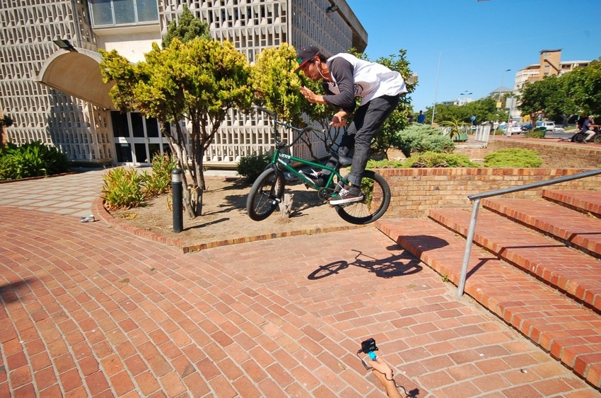The Street Series  - Dean Bailey - Rail to Bars
