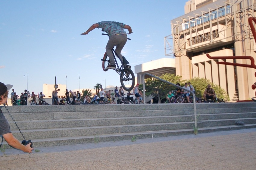The Street Series  - Hann - Fakie No Hander