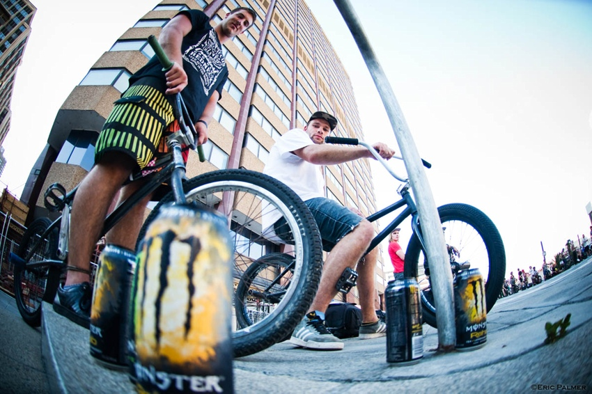 The Street Series, Cape Town - Monster Energy Press Release