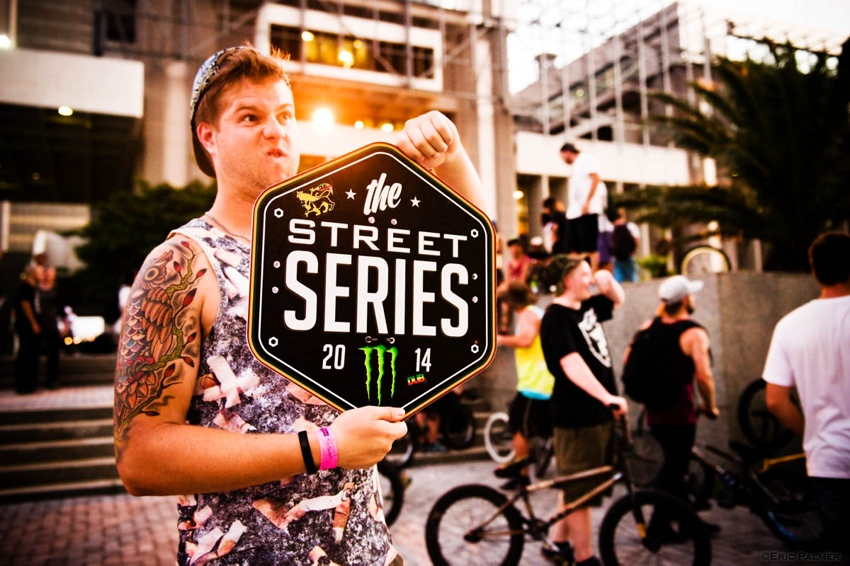 The Street Series, Cape Town - Monster Energy Press Release - Must be the heat...