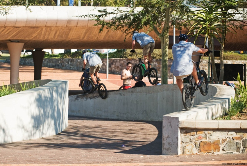 The Street Series, Cape Town - Monster Energy Press Release - Kevin Kalkov