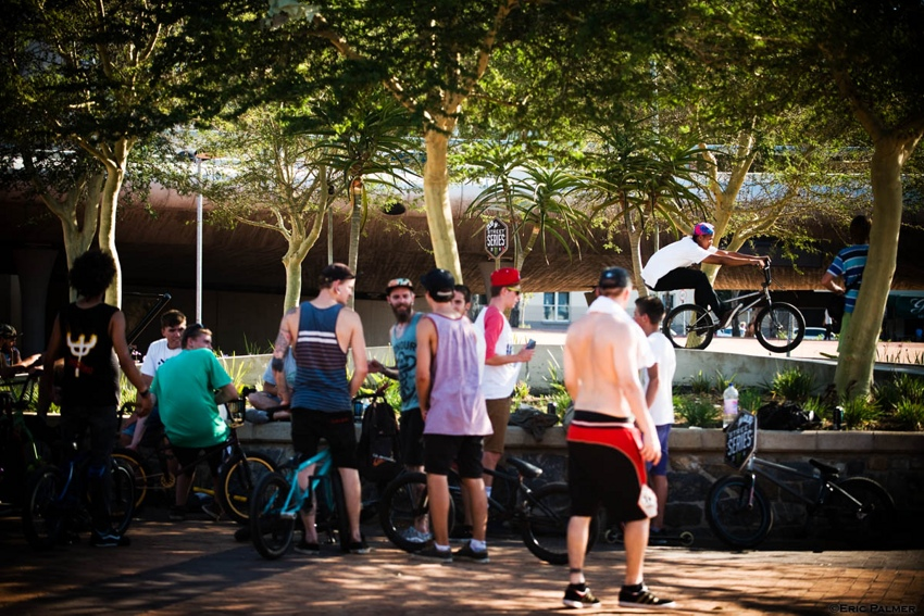 The Street Series, Cape Town - Monster Energy Press Release - Ray Malinga