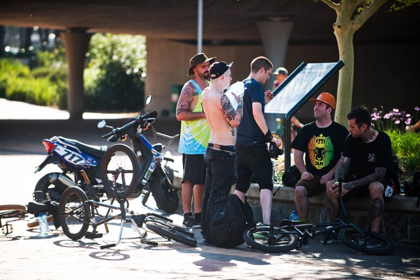 The Street Series, Cape Town - Monster Energy Press Release - Foreigners taking strain in the heat