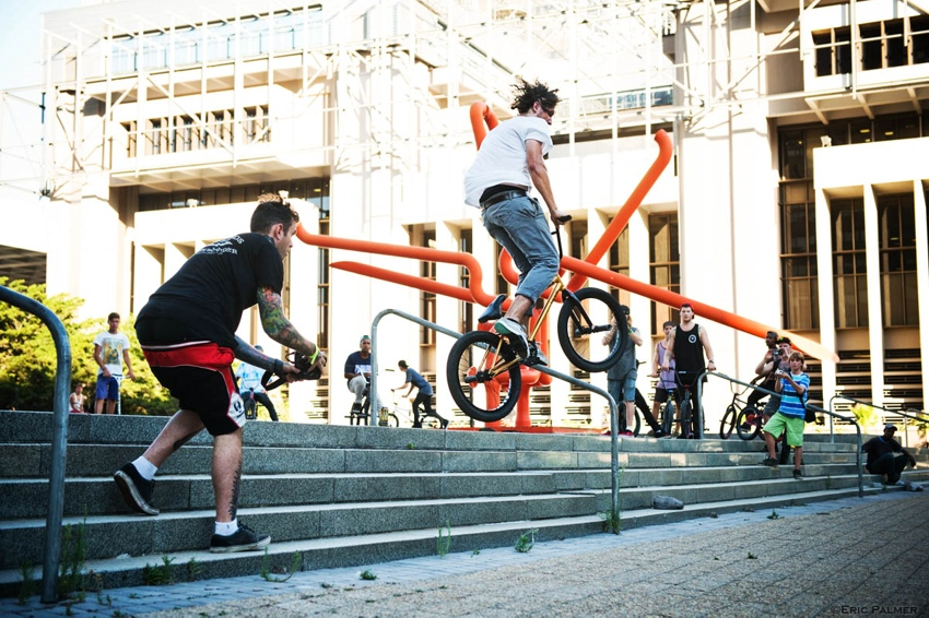 The Street Series, Cape Town - Monster Energy Press Release - Blight throwin down on home turf