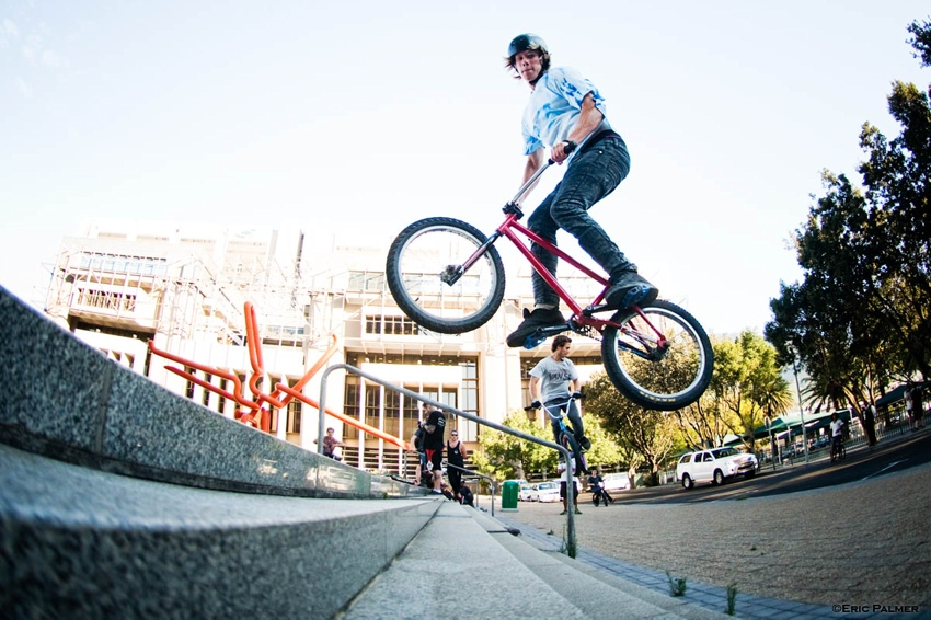 The Street Series, Cape Town - Monster Energy Press Release - How many 3's?