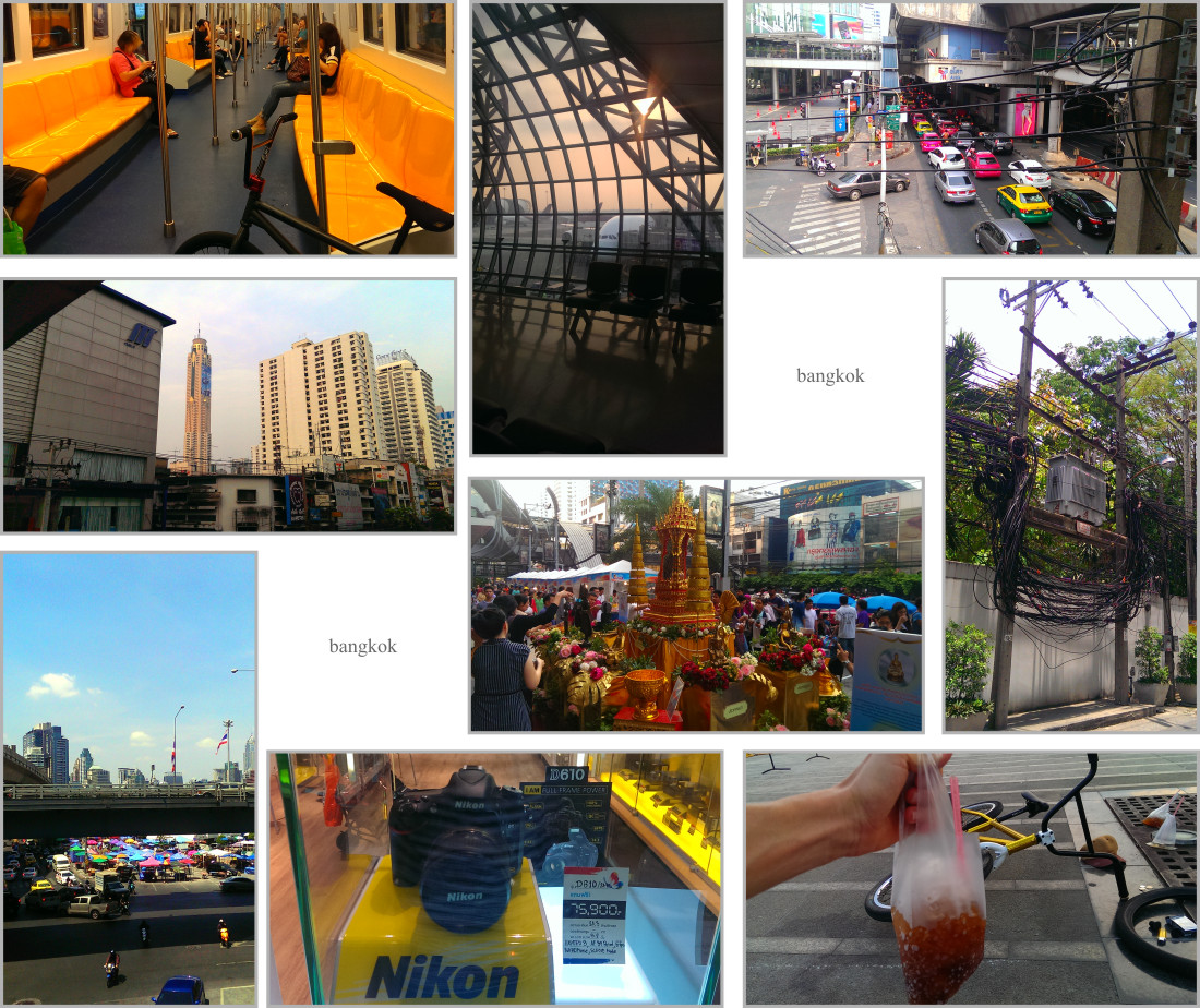 Collection of random pics  - all Bangkok