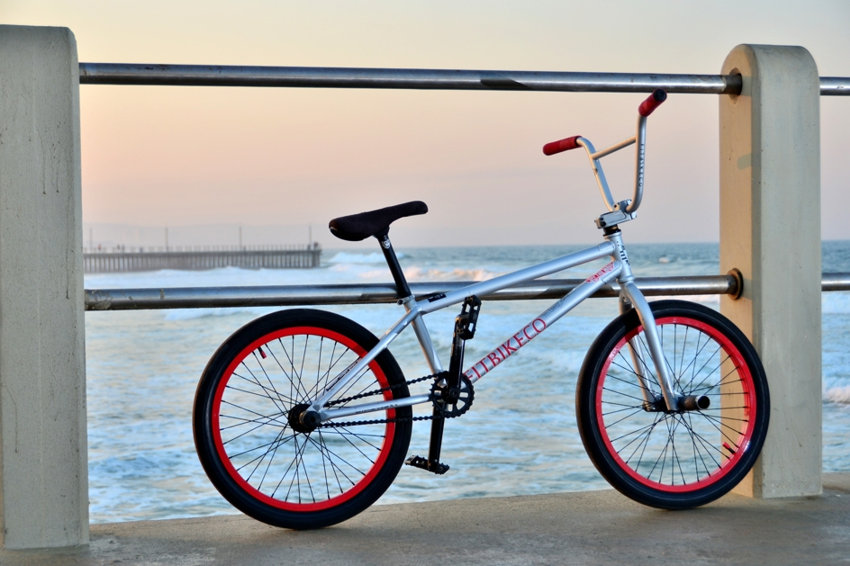 Fit Bike Co., Benny L, Flatland Bike, Pegs