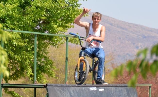 Nicholas Van Niekerk - BMX Direct  Flow Team
