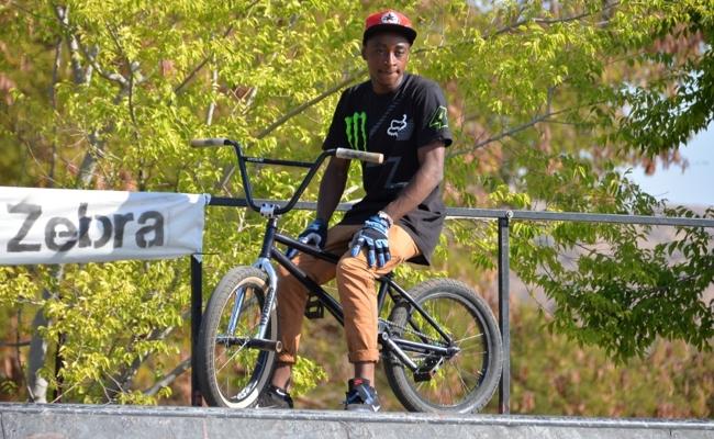 Nkosinathi Nkosi - BMX Direct  Flow Team