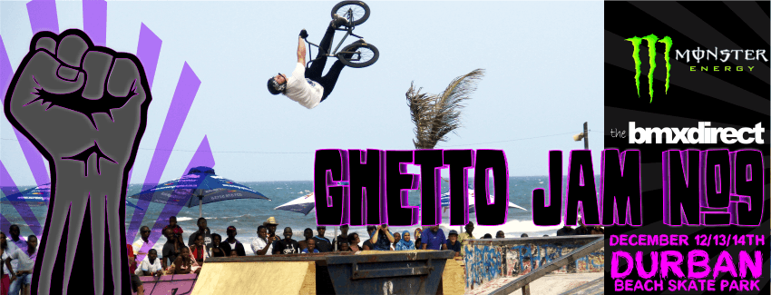 BMX Direct Ghetto Jam 9 Durban