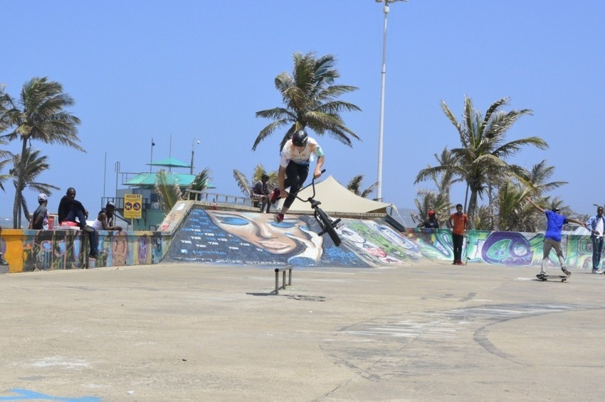 Ghetto Jam 2014 - Murray....