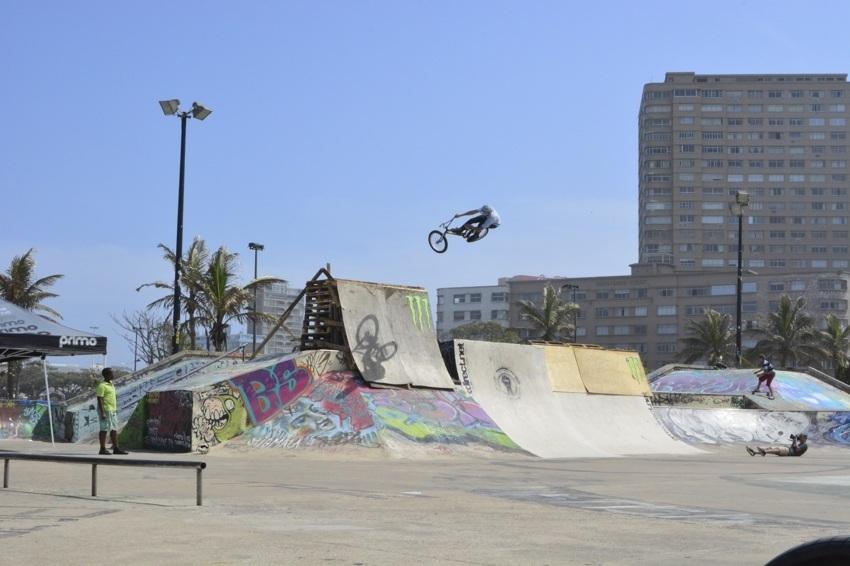 Ghetto Jam 2014 - Nicolas van Niekerk