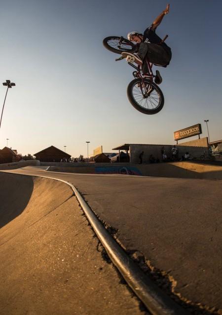 Brad - Tuck No Hander - Stoneridge - Photo: Kevin Schnider