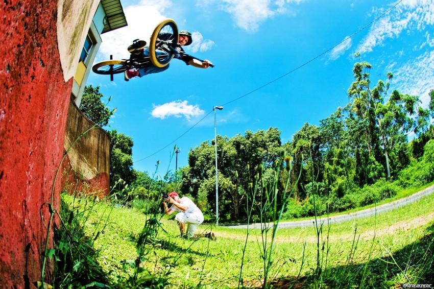 Vinnie Silo - Flattie - Durban - Photo: Eric Palmer