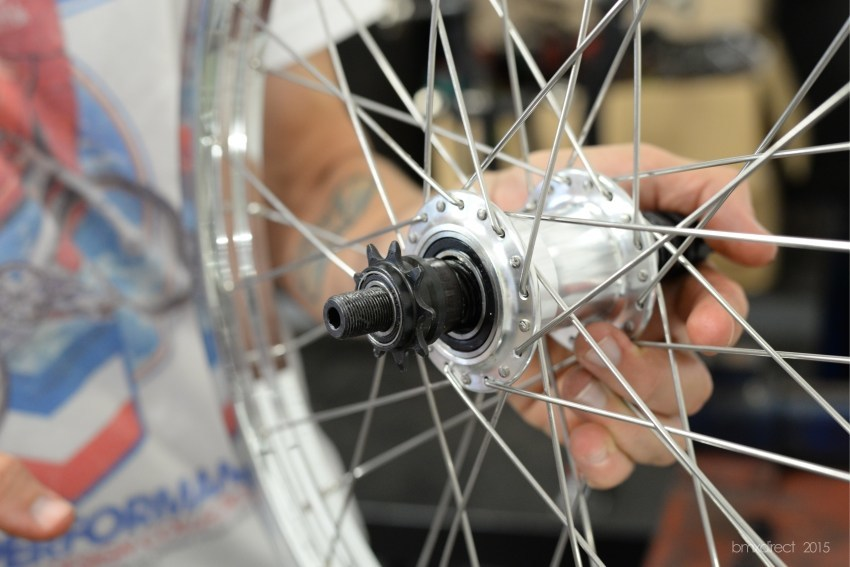Freecoaster Maintenance @ BMX Direct