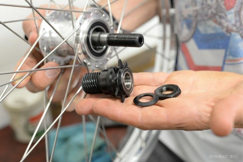 BMX Freecoaster Maintenance! ⋆ BMX Direct