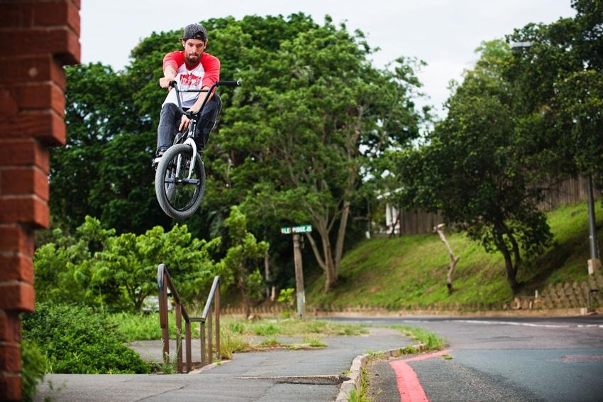 Dean Bailey  - Durban - Photo: Eric Palmer