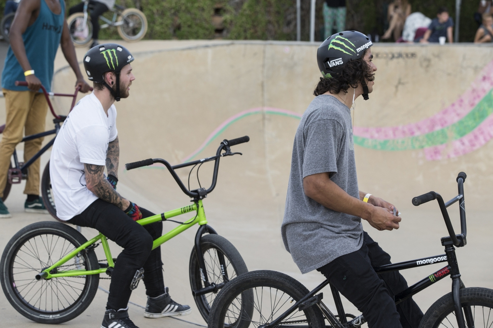 Alex Coleborn and Kevin Peraza: Stoneridge Skatepark