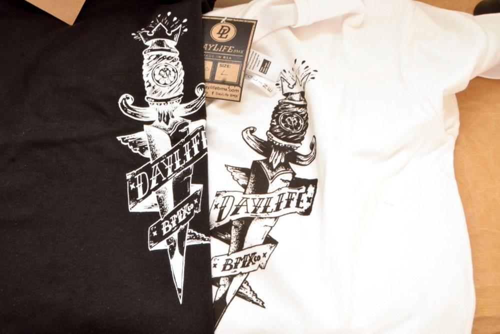 Daylife Dagger Tshirt