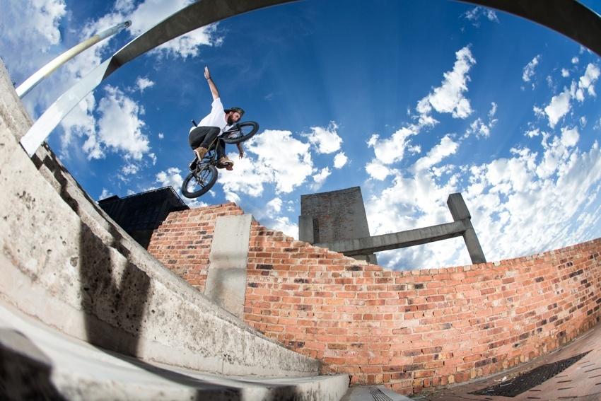 Ride for Ray - Hannes Jansen