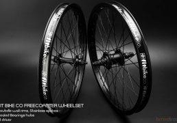 Fit Freecoaster Wheelset - LSD Black