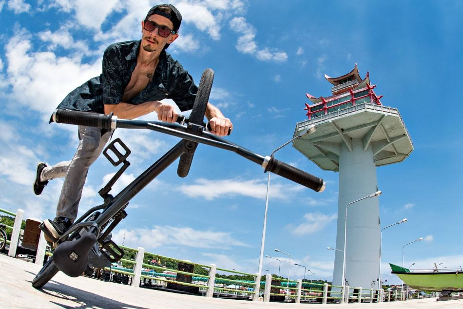 Schogn Lee - Fat BMX Interview 2019