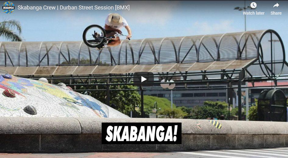 Skabanga Street Jam Video