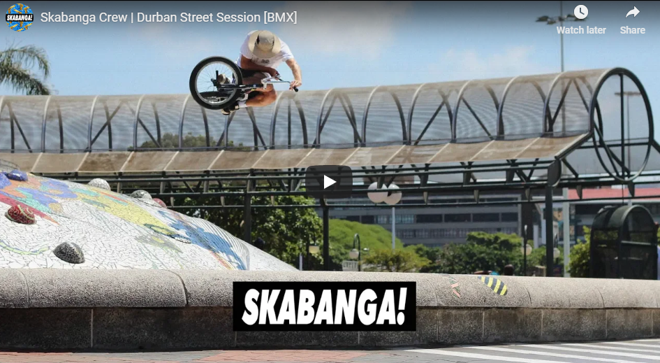 Skabanga Street Jam Video