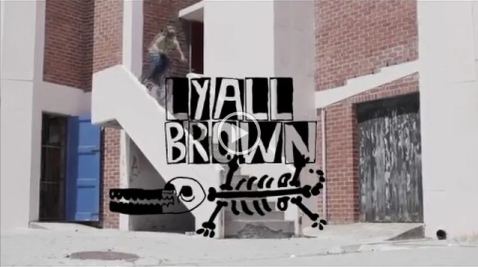 Lyall Brown Turrent 03