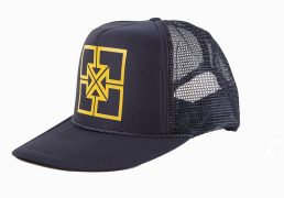 Fit Truckey Cap Navy