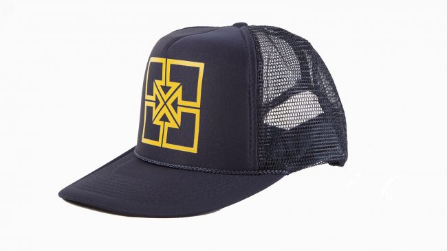 Fit Truckey Cap Navy
