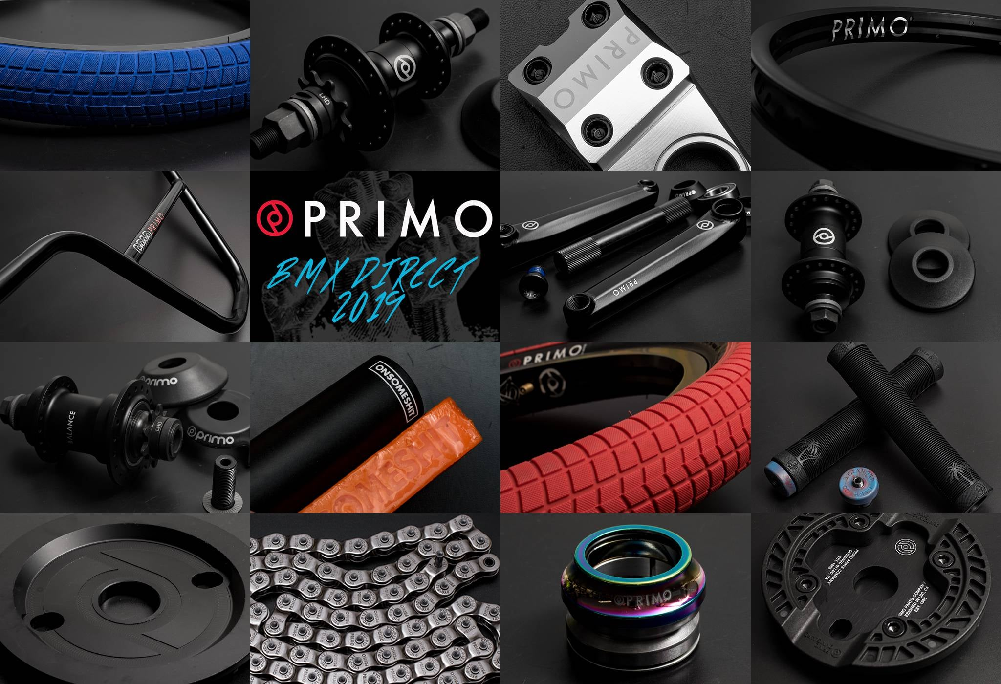 Primo 2019 Shipment