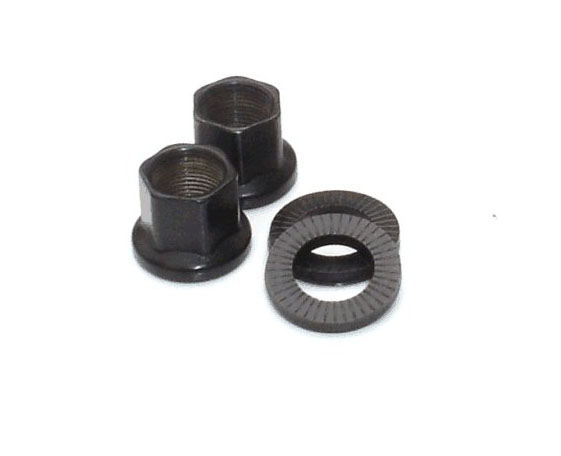 Primo Axle Nuts